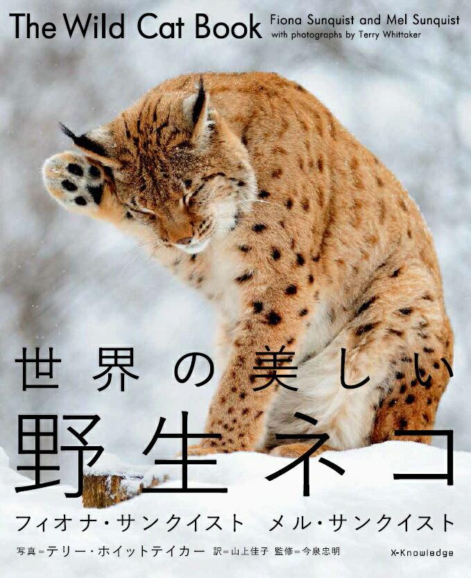 世界の美しい野生ネコ [ フィオナ・サンクイスト ]