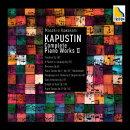 <カプースチンピアノ作品全曲録音2>ピアノ・ソナタ第19番、ピアニスト・イン・ジョパディ 他