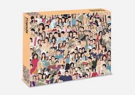 Friends: 500 Piece Jigsaw Puzzle FRIENDS JIGSAW PUZZLE [ Chantel de Sousa ]