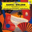 ラヴェル:ボレロ、スペイン狂詩曲、バレエ≪マ・メール・ロワ≫、海原の小舟、道化師の朝の歌