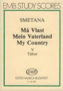 【輸入楽譜】スメタナ, Bedrich: 交響詩「わが祖国」より 第5番 「ターボル」: スタディ・スコア