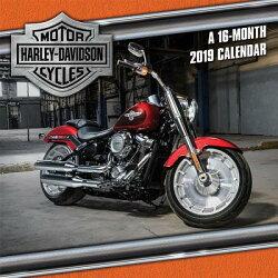 Harley-Davidson 2019 Wall Calendar