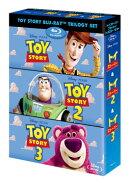 トイ・ストーリー ブルーレイ・トリロジー・セット【Blu-ray】 【Disneyzone】