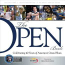 The Open Book: Celebrating 40 Years of America's Grand Slam [With DVD]