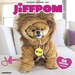 Jiff the Pomeranian 2019 Wall Calendar (Dog Breed Calendar)