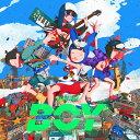 BOY (初回限定盤 CD+Blu-ray) [ King Gnu ]
