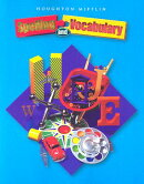 Houghton Mifflin Spelling and Vocabulary: Student Book (Consumable) Grade 4 2004