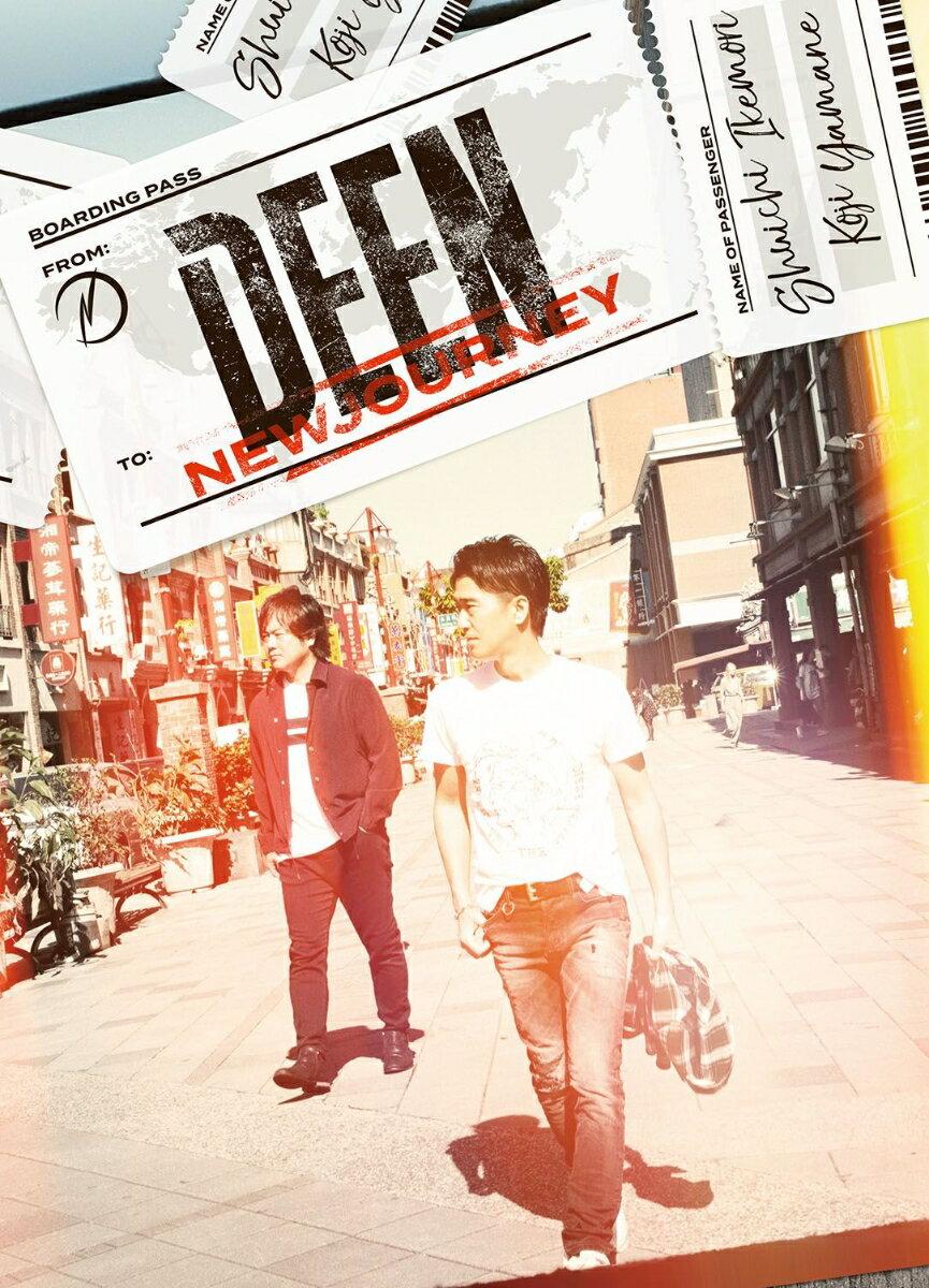 NEWJOURNEY (初回限定盤A CD+Blu-ray) [ DEEN ]