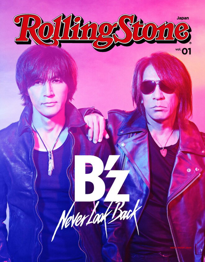 Rolling Stone Japan vol.01