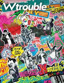 ジャニーズWEST LIVE TOUR 2020 W trouble (DVD 初回盤) [ ジャニーズWEST ]