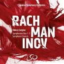 【輸入盤】ラフマニノフ:交響曲第1番、第2番、第3番、交響的舞曲、バラキレフ:ロシア、タマーラ ワレリー・ゲル…