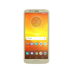 Motorola Moto E5 Fine Gold PACH0014JP