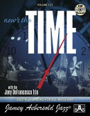 Jamey Aebersold Jazz -- Now's the Time, Vol 123: With the Joey Defrancesco Trio, Book & 2 CDs