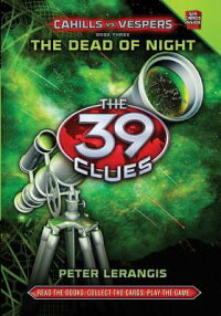 The39Clues:Cahillsvs.VespersBook3:TheDeadofNight-Audio