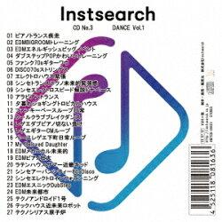 Instsearch CD No.3 DANCE Vol.1