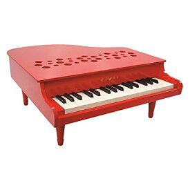 河合楽器 ミニピアノ P-32 レッド カワイ ミニピアノ