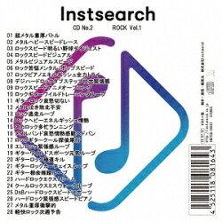 Instsearch CD No.2 ROCK Vol.1