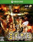 三國志13 XboxOne版