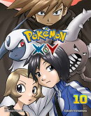 Pokemon X-Y, Vol. 10
