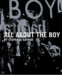 ALL ABOUT THE BOY(H)