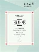【輸入楽譜】ブラームス, Johannes: 2つのモテット Op.74/新ブラームス全集版