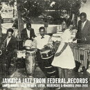 Jamaica Jazz From Federal Records : Carib Roots, Jazz, Mento, Latin, Merengue & Rhumba 1960-1968