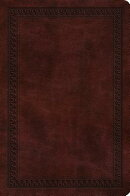 Value Compact Bible-ESV-Border Design
