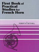 Practical Studies for French Horn, Bk 1