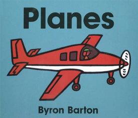 Planes Board Book PLANES BOARD BK-BOARD [ Byron Barton ]