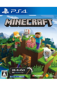 【特典】MinecraftStarterCollection(【永久封入特典】700PS4トークン)