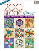 200 Blocks from Quiltmaker Magazine: Original Patterns from Today's Top Designers【バーゲンブック】