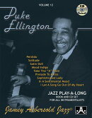 Jamey Aebersold Jazz -- Duke Ellington, Vol 12: Book & CD