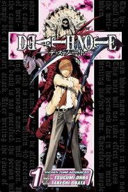 Death Note, Vol. 1 DEATH NOTE V01 (Death Note (Paperback)) [ Takeshi Obata ]
