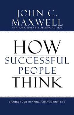 HOW SUCCESSFUL PEOPLE THINK(H)【バーゲンブック】
