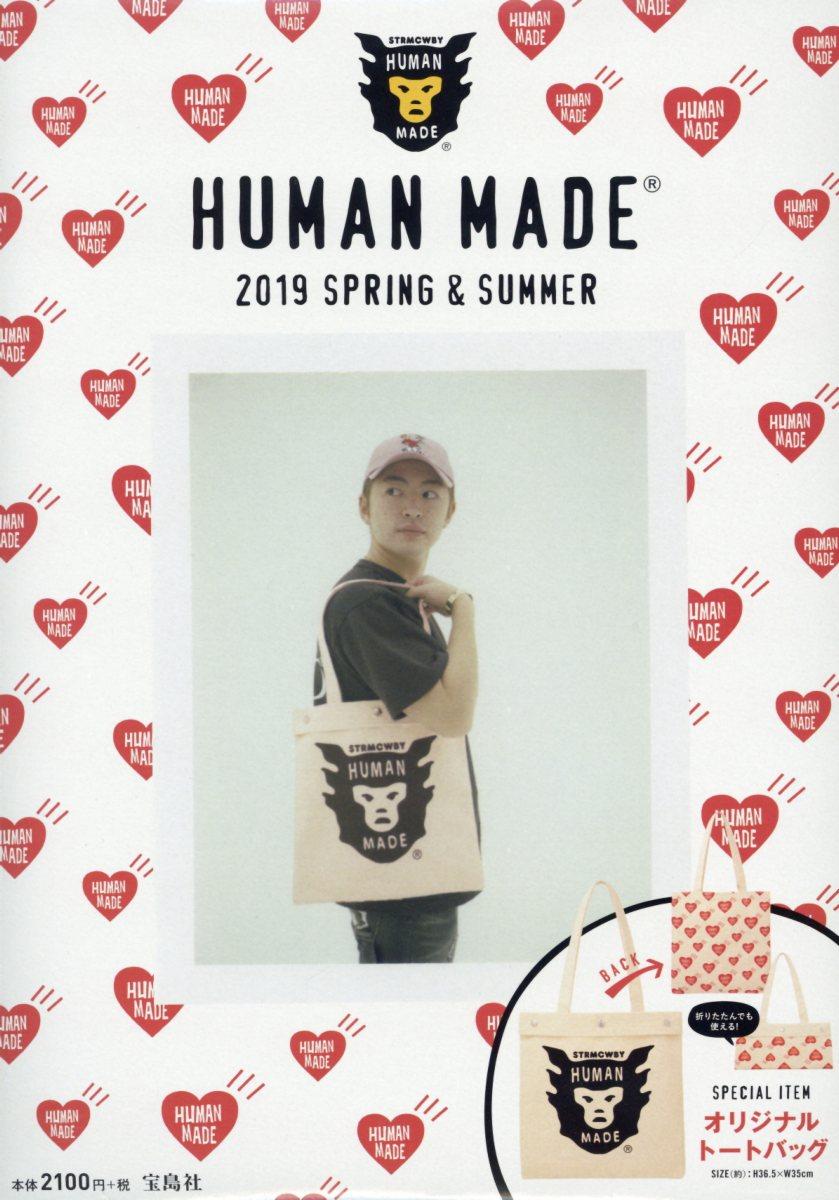 HUMAN MADE 2019 SPRING & SUMMER オリジナルトートバック ([バラエティ])