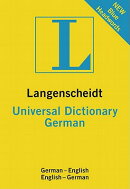 Langenscheidt Universal Dictionary: German