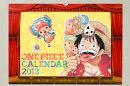 ONE PIECEコミックカレンダー(壁掛)(2013)