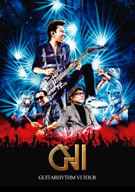 GUITARHYTHM 6 TOUR(初回生産限定Complete Edition)【Blu-ray】 [ 布袋寅泰 ]