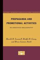 Propaganda and Promotional Activities