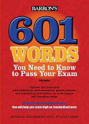 Barron's 601 Words You Need to Know to Pass Your Exam