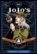 Jojo's Bizarre Adventure, Part 3: Stardust Crusaders, Volume 3