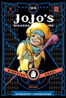 Jojo's Bizarre Adventure: Part 3: Stardust Crusaders, Vol. 4