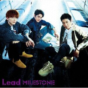 MILESTONE (初回限定盤B 2CD+スペシャルブックレット) [ Lead ]