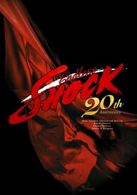 Endless SHOCK 20th Anniversary(DVD通常盤) [ 堂本光一 ]