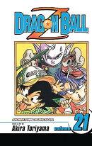 Dragon Ball Z, Volume 21