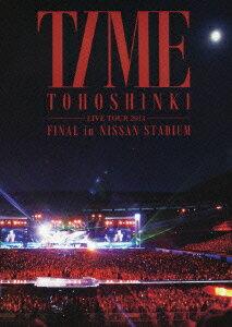 東方神起 LIVE TOUR 2013 〜TIME〜 FINAL in NISSAN STADIUM [ 東方神起 ]