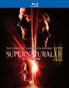 SUPERNATURAL 103 スーパーナチュラル <サーティーン・シーズン> コンプリート・ボックス【Blu-ray】 [ ジャレッド・パダレッキ ]