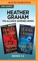 Heather Graham the Alliance Vampires Series: Books 1-2: Beneath a Blood Red Moon & When Darkness Fal