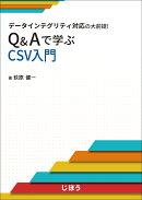 データインテグリティ対応の大前提!Q&Aで学ぶCSV入門