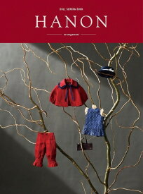 doll sewing book 「HANON -arrangement-」 (Dollybird) [ 藤井里美 ]